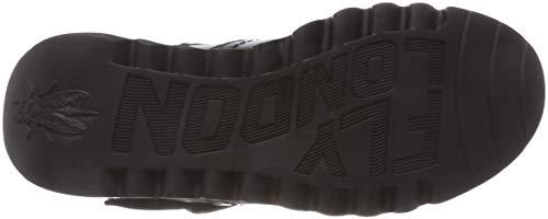 texseku376fly Black Black Ankle London 000 Gore Boots Fly Women's qxawOHtfap
