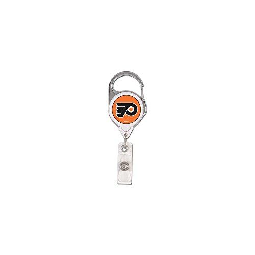 WinCraft NHL Philadelphia Flyers 47534011 Retractable 2S Prem Badge Holders