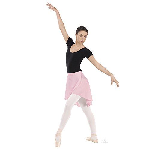 - Eurotard Adult Wrap Skirt (10126) - Pink - OSFA