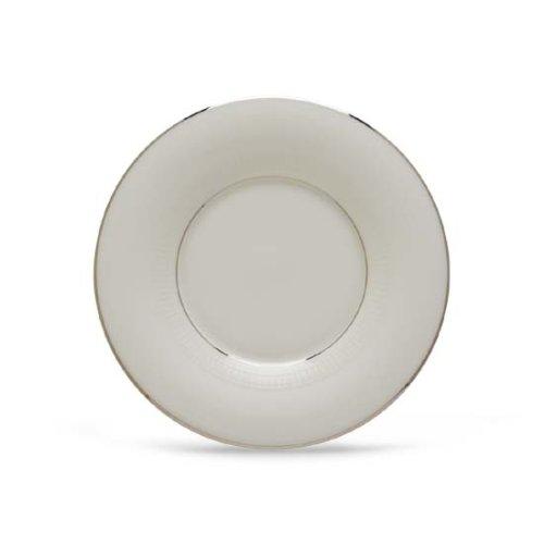 Lenox Tribeca Platinum Banded Bone China Saucer