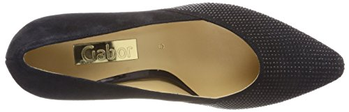 Escarpins Pazifik Gabor Bleu Basic Shoes Gabor Femme pnTwtqf4