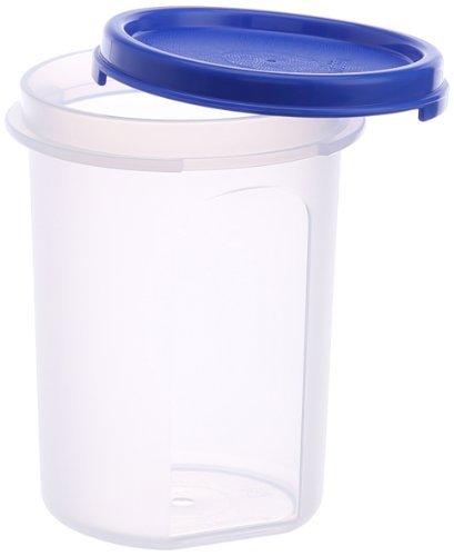 Tupperware MM Round Plastic Container Set 440ml Set of 4 Multicolor  sc 1 st  Amazon.in & Buy Tupperware MM Round Plastic Container Set 440ml Set of 4 ...