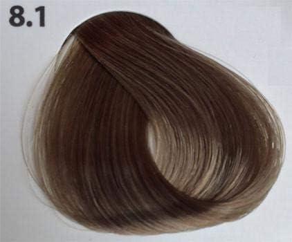 MagiColor Color permanente para el cabello (8.1) Rubio ceniza ...