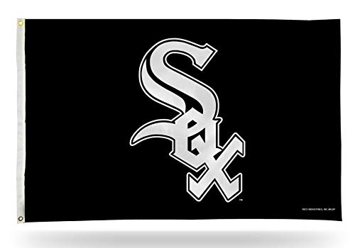 Rico Industries, Inc. Chicago White Sox Premium 3x5 Flag w/Grommets Outdoor House Banner Baseball