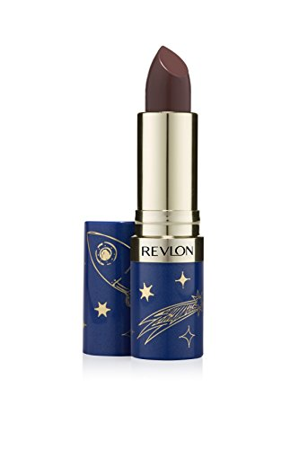 Revlon Super Lustrous Lipstick Metallic, Superstar Brown, 0.15 Ounce