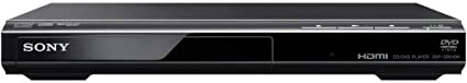 Sony DVPSR510H DVD Player, with HDMI port (Upscaling)