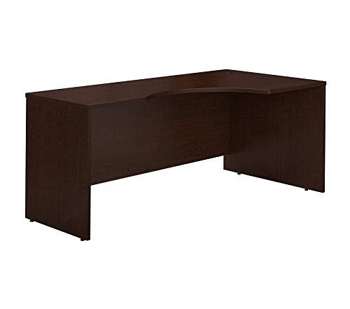 Bush Businеss Furniturе Office Home Furniture Premium Series C 72W Left Hand Corner Module in Mocha Cherry