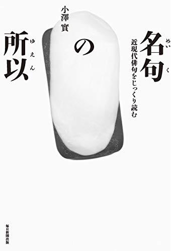 名句の所以 近現代俳句をじっくり読む (澤俳句叢書)