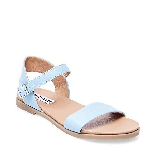 5 Blue Us Sandal Women's Light 8 Steve Madden Dina xwOBI0n
