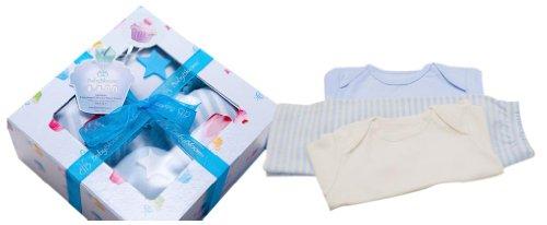 Baby Blooms 2 Pair Pyjama Cupcakes Set, Pink, 6-12 Months