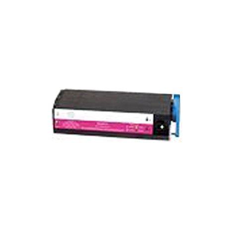 Series Printers C7500 (Compatible Okidata Toner for OkiColor C7100, C7300, C7500 Series - 41963002 (Magenta) 10K - 1 Pack)