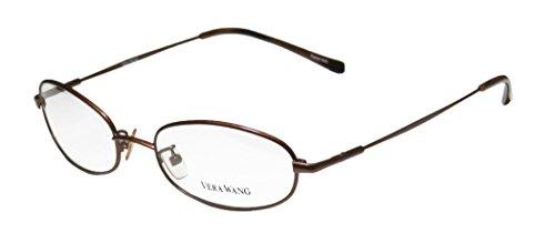 Vera Wang V17 Womens/Ladies Rx Ready Clearance Designer Full-rim Eyeglasses/Glasses (50-17-135, - Eyeglasses Clearance