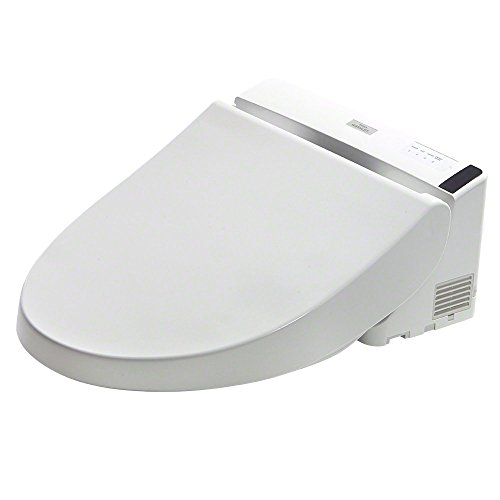 TOTO Washlet C200 Elongated Bidet Toilet Seat with PreMist, Cotton White - SW2044#01 by TOTO (Image #3)