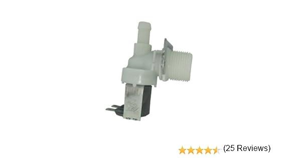 REPUESTOELECTRO-Electrovalvula lavadora Aspes Balay Fagor: Amazon ...