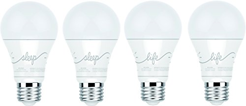 GE-Lighting-37486-C-by-GE-C-LifeC-Sleep-LED-Light-Bulb-Combo-4-Pack