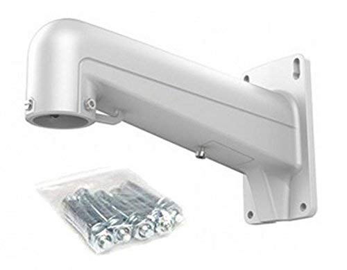 NEW DS-1602ZJ Hikvision Aluminum Wall Mount Bracket Weatherproof Accessory for Speed Dome PTZ Cameras DS-2DE4220-AE, DS-2DE7174-A, DS-2DE5184-A, DS-2DF8223I-AEL(W), DS-2DE7182-A by Hikvision