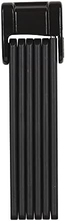 Abus Bordo Basic 5900/90 Folding Lock, Black, 90cm/5mm