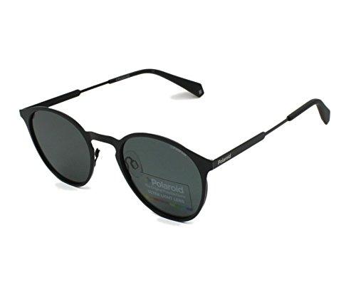 2251e764cb Polaroid Sunglasses PLD 4053/s Polarized Round Sunglasses, 0807/M9, 50 mm