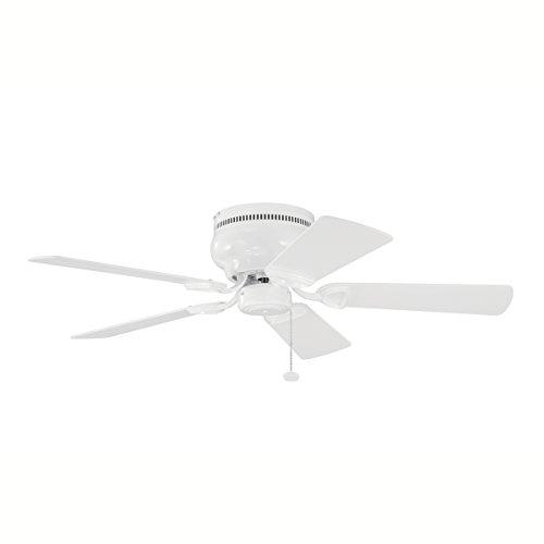 42' White Ceiling Fan (Kichler 339017WH 42`` Ceiling Fan)