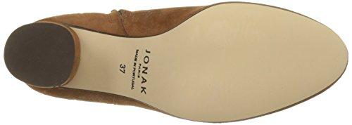 Donne Jonak 11700 Stivali Marroni Albero Corto (cognac)