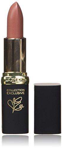 L'Oréal Paris Colour Riche Collection Exclusive Lipstick, Eva's Nude, 0.13 oz. - Exclusive Collection
