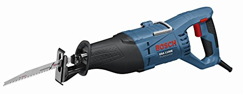 Bosch GSA 1100 E Professional Optimum visibility in any work situation ( 220Volt , Europe C Type Plug)