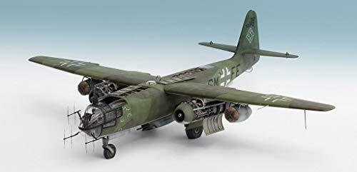 Hasegawa 1/48 Scale Arado Ar234C-3 Aircraft Plastic Model Building Kit #09845