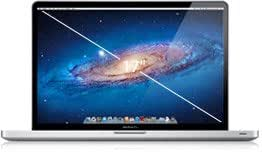 """APPLE MACBOOK PRO 17 Laptop-2.4GHz quad-core Intel Core i7,8gb ddr3, 750gb hd, Graphics 3000,8x SuperDrive, FaceTime HD cam, 17""""Glossy, Wi-Fi, Bluetooth 2.1 + EDR, OS X Lion"""