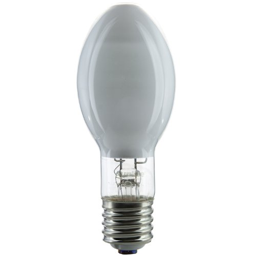 100-Watt Mercury Vapor ED23 H38 Bulb, Mogul Base, Coated (100w Mercury Vapor Bulb)