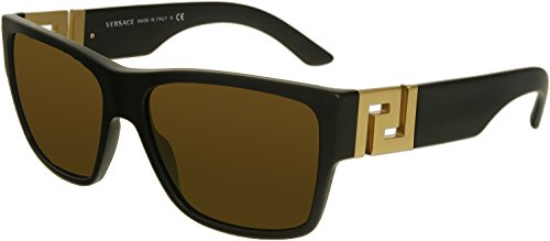 3c06e4dbbe8 Versace VE4296 50795A Sunglasses Sand Black - Import It All
