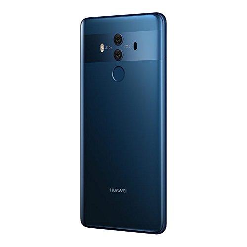 Huawei Mate 10 Pro (BLA-L29) 6GB / 128GB 6.0-inches LTE Dual SIM Factory Unlocked - International Stock No Warranty (Midnight Blue)