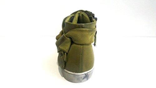 Winnie Donna Stivali Women 20 Scarpe Tortora Slouchy Zeppe Shoes Boots 8284l 80 aY7wHUq44
