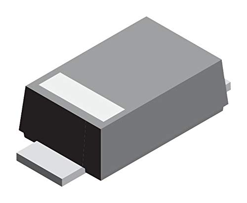 Unidirectional 80 V 2 Pins TVS Diode TRANSZORB VTVS Series DO-219AB VTVS47ASMF-M3-08 Pack of 100 46.8 V VTVS47ASMF-M3-08