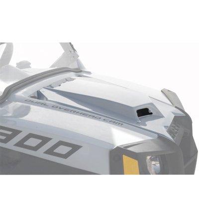 Maier Scooped Hood White for Polaris RANGER RZR XP 4 900 2012-2014
