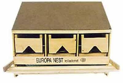 ARNDT Legenest Europa -oben-