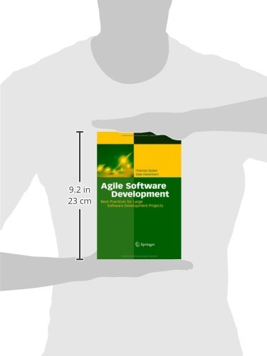 Agile Software Development: Best Practices for Large Software Development Projects by Brand: Springer (Image #1)