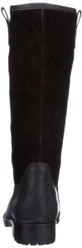 Buffalo London 1479 BUFF VEG BUFF SPLIT 138514 Damen Boots Schwarz (Black 01)