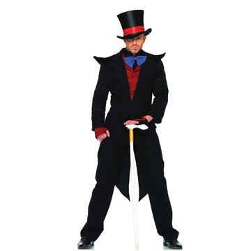Evil Mad Hatter Costumes (Evil Mad Hatter Adult Costume - X-Large)