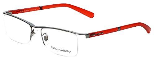 Dolce & Gabbana DG1249 Eyeglasses-1231 - Rimless Gabbana Eyeglasses Dolce