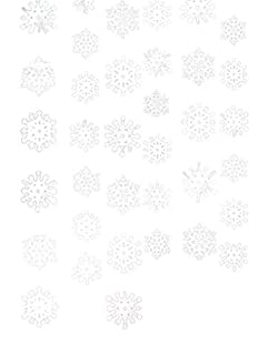Christmas Snowflake String Foil, 6 Ct. | Party Decoration (B001LMPUGU) | Amazon Products