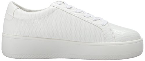 Steven Par Steve Madden Femmes Haris Fashion Sneaker Blanc