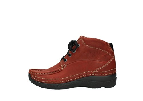Wolky Boots 6242 Roll Shoot 11542 winter rot Nubuk