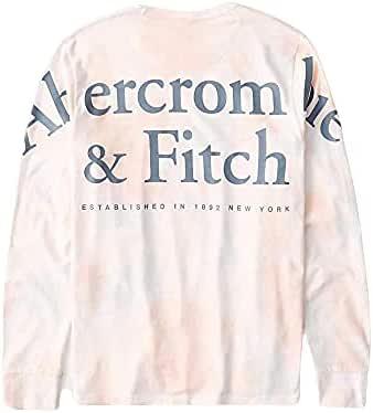 Abercrombie & Fitch Crew Neck Sweatshirts For Men