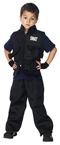 SWAT Commander Child Costume - Medium