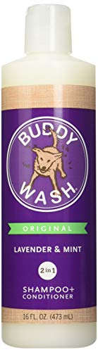 Cloudstar Buddy Wash Lavender & Mint Shampoo (Pack of 3) (Best Buddy Dog Wash)