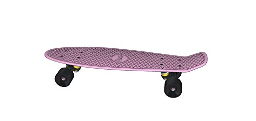 22'' Lilac Deck with Black Accents exclusive for The Beauty Box by Penny Board