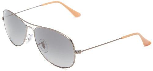 cc8ec87ce90 Ray-Ban mens 0RB3362 029 7156 Pilot Sunglasses
