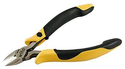 Wiha 32760 ESD Safe Flush Cutting Diagonal Cutters