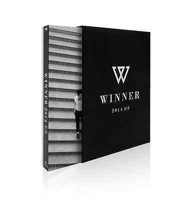 WINNER - DEBUT ALBUM 2014 S/S [LIMITED EDITION] BLACK ver. K-POP Sealed