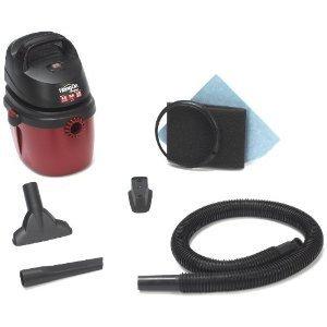 Shop-Vac 2012500 2.0-Peak Horsepower Hang On Wet/Dry Vacuum, 1.5-Gallon (Handheld Shop Vac Vacuum)